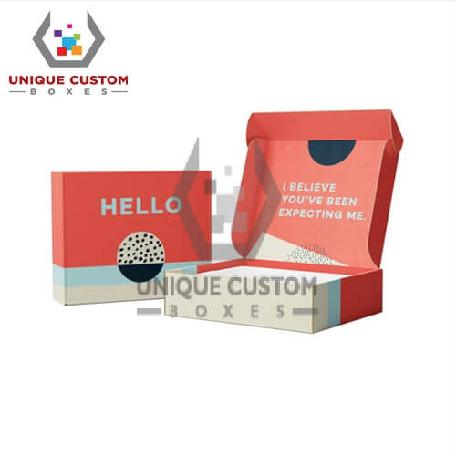 Printed Corrugated Mailer Boxes-2