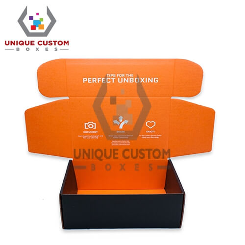 Printed Corrugated Mailer Boxes-1
