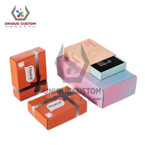 Printed Corrugated Mailer Boxes-4