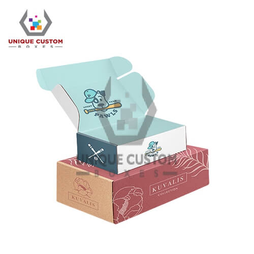 Printed Corrugated Mailer Boxes-3