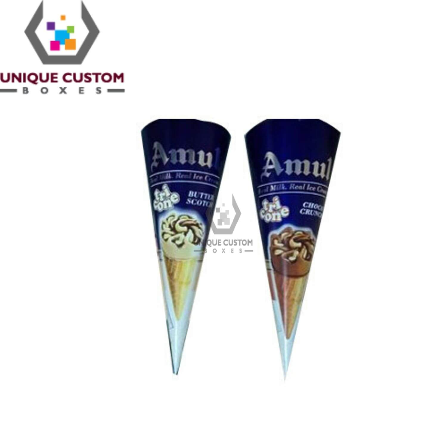 Waffle Cone Sleeves-4