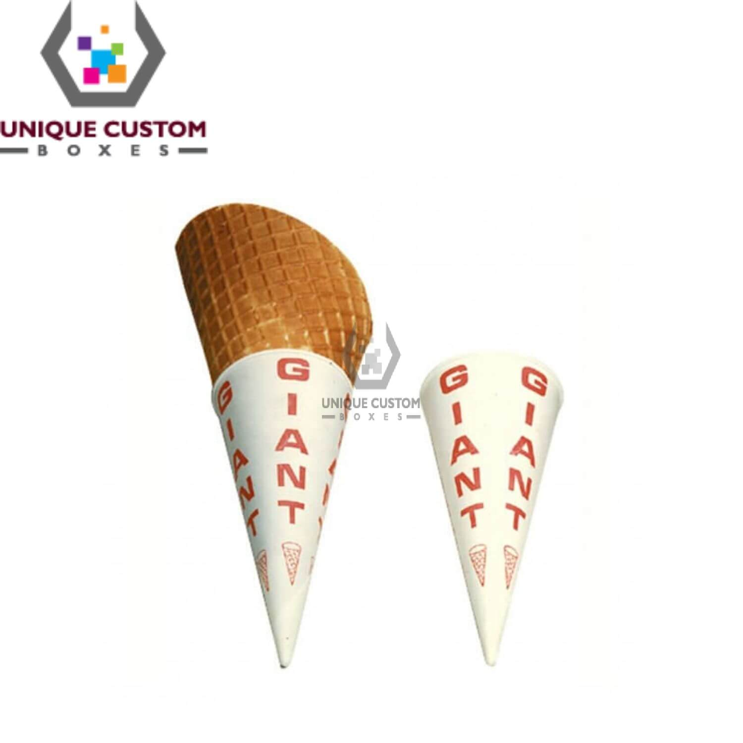 Waffle Cone Sleeves-1