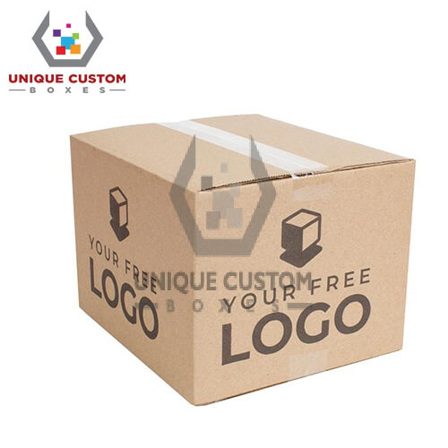 Custom Corrugated Logo Shipping Boxes-3