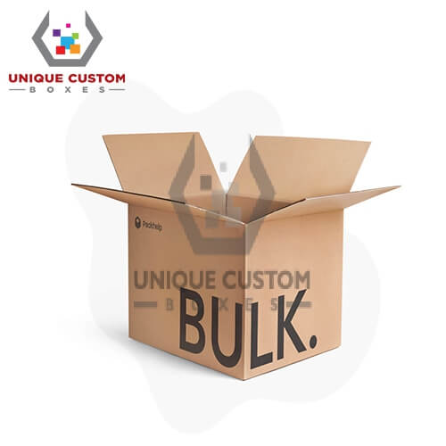 Custom Corrugated Logo Shipping Boxes-1