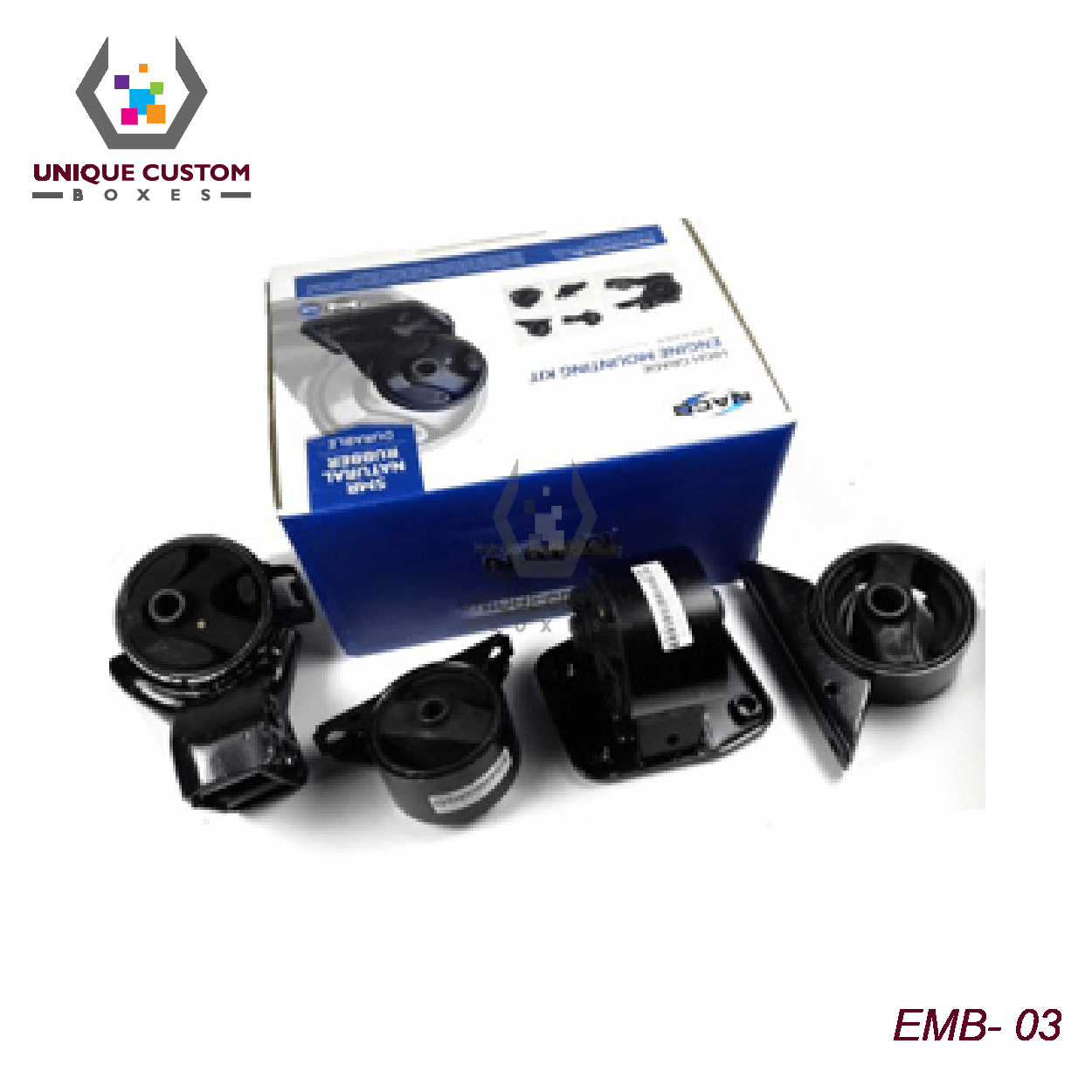 Engine Mounting Boxes-2