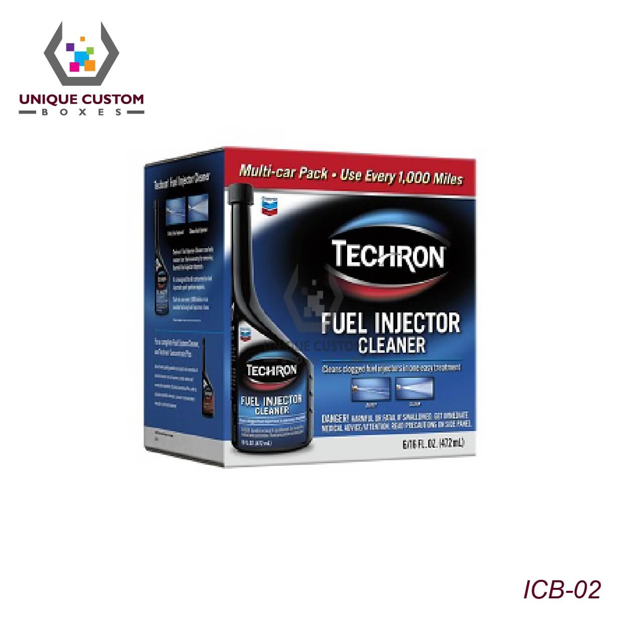 Injector Cleaner Boxes and Labels-2