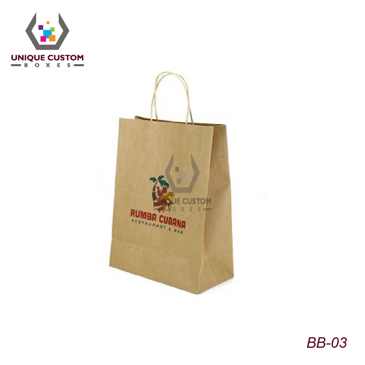 Brown Bags Boxes-3