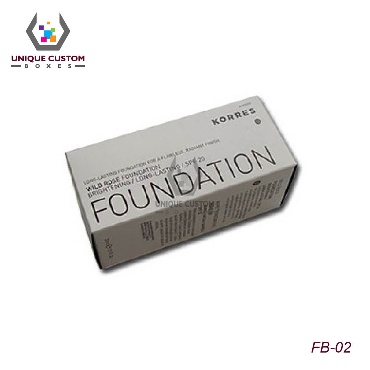 Foundation Boxes-2