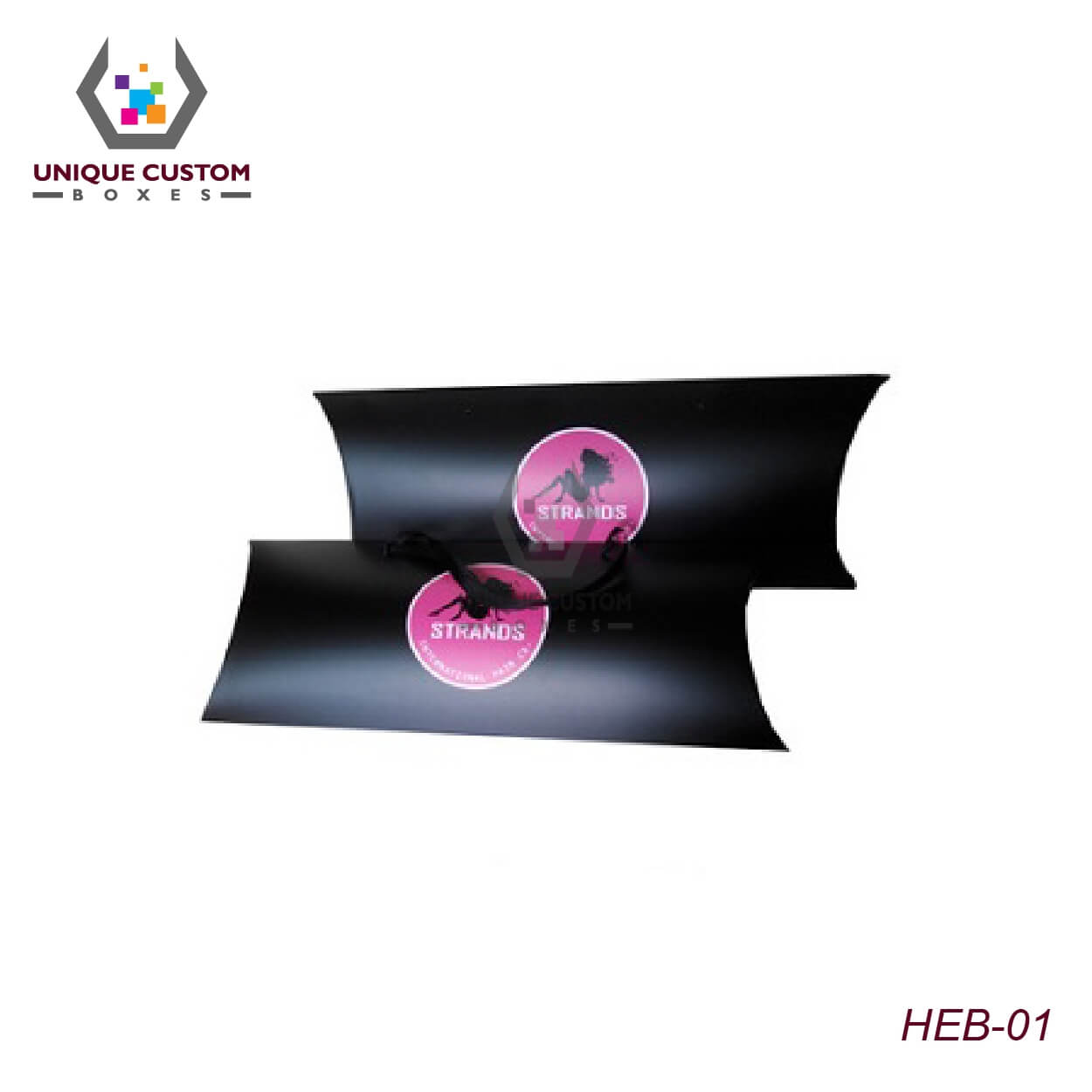 Hair Extension Boxes-1