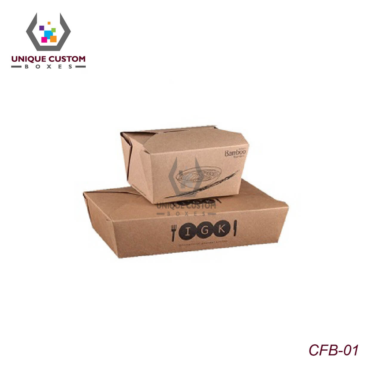 Chinese Food Boxes-1