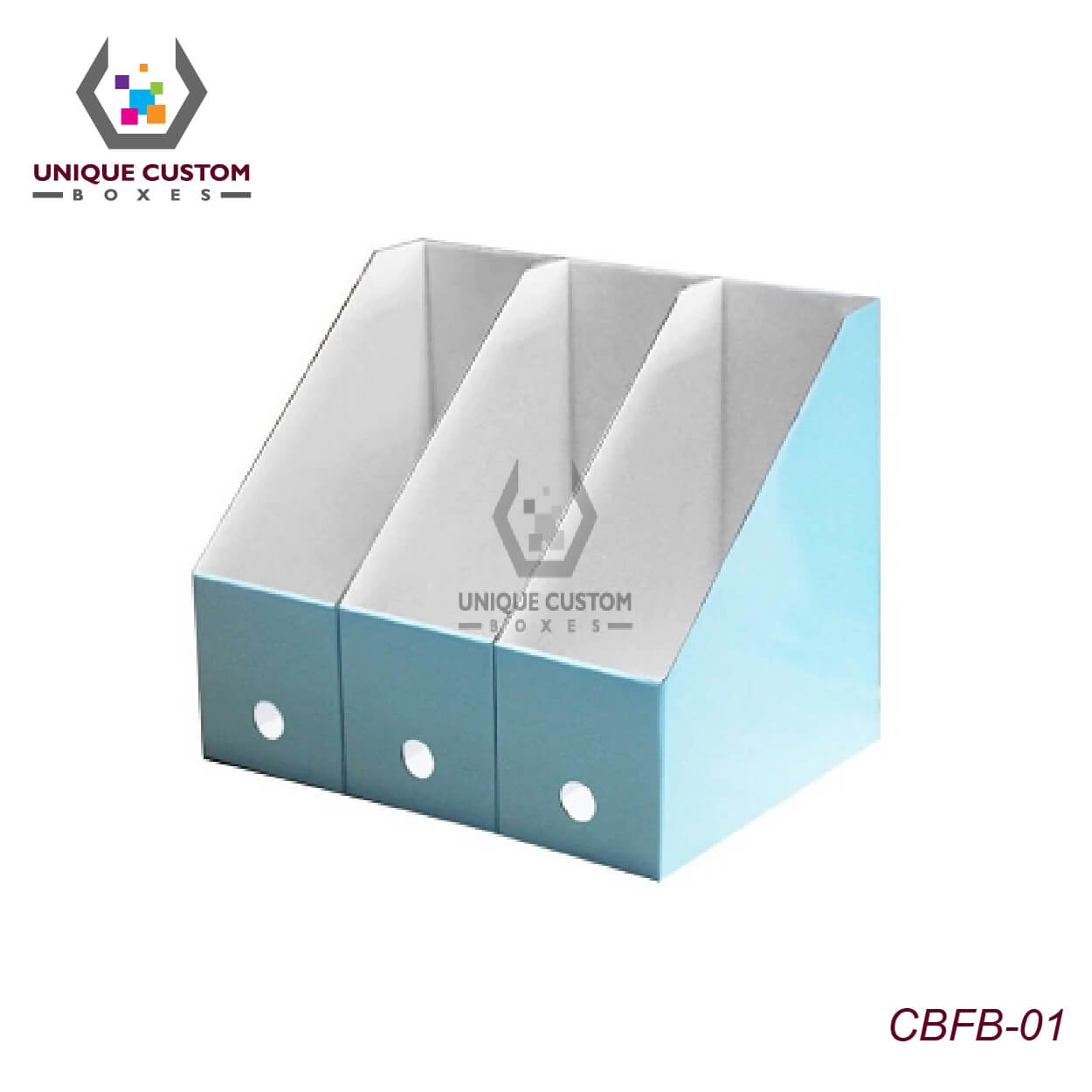 Cardboard File Holder Boxes-1