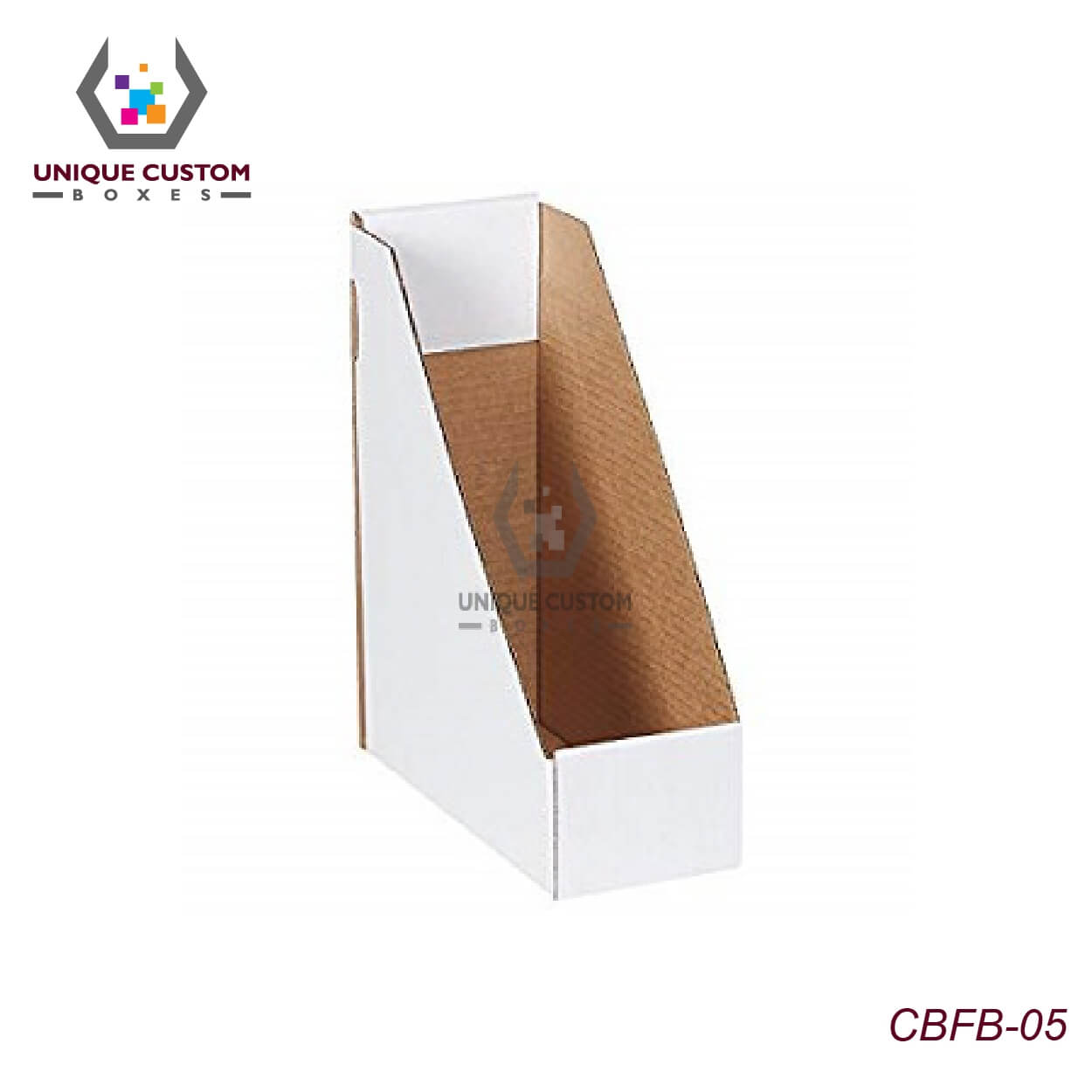 Cardboard File Holder Boxes-3