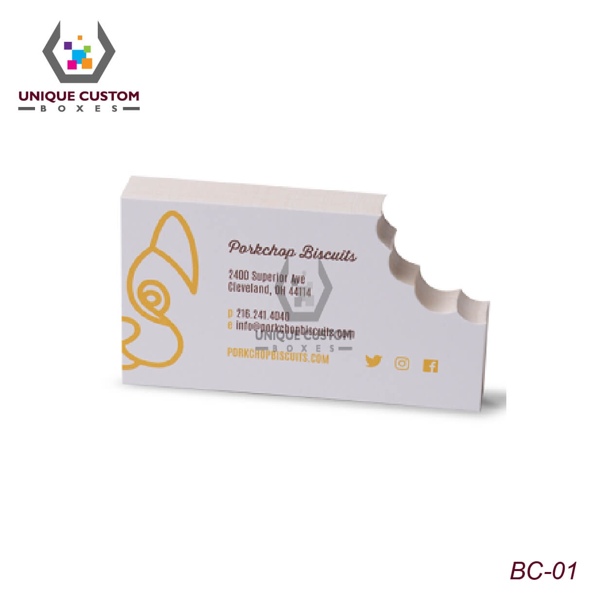 Business Cards Boxes-1