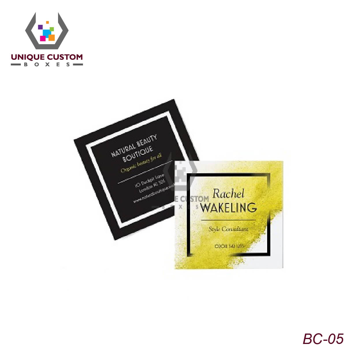 Business Cards Boxes-3