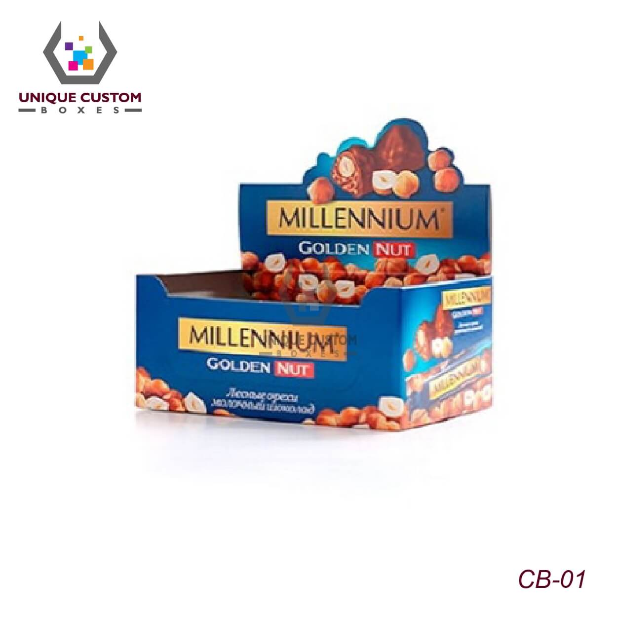 Confectionery Packaging Boxes-1