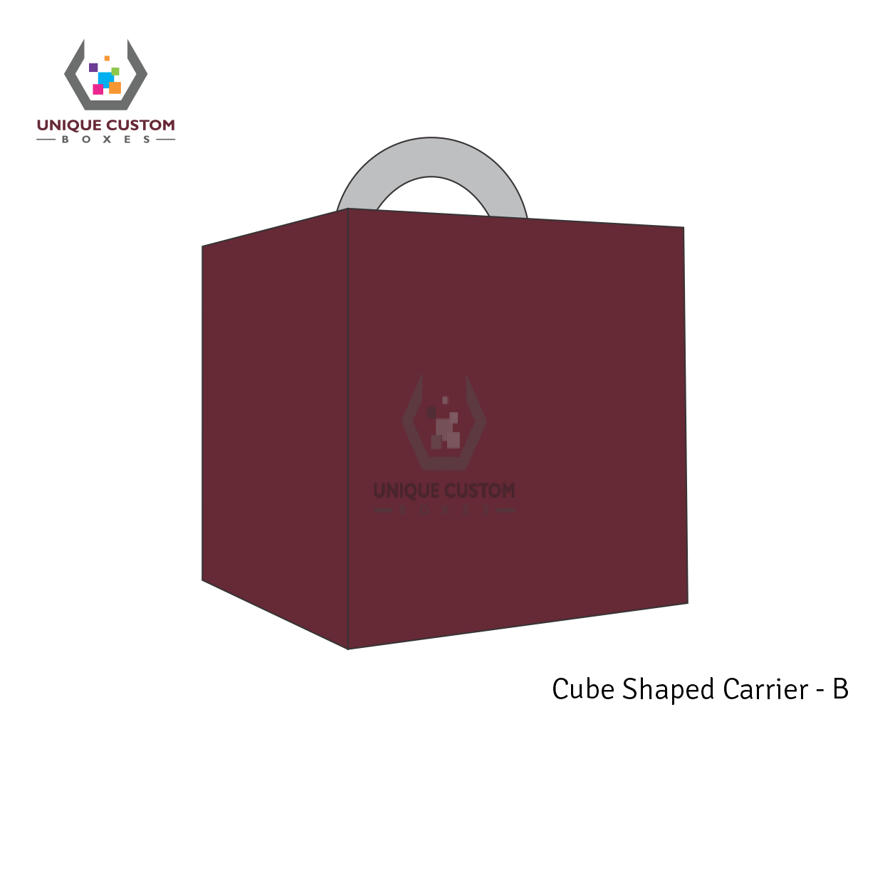 Cube Shaped Carrier-2