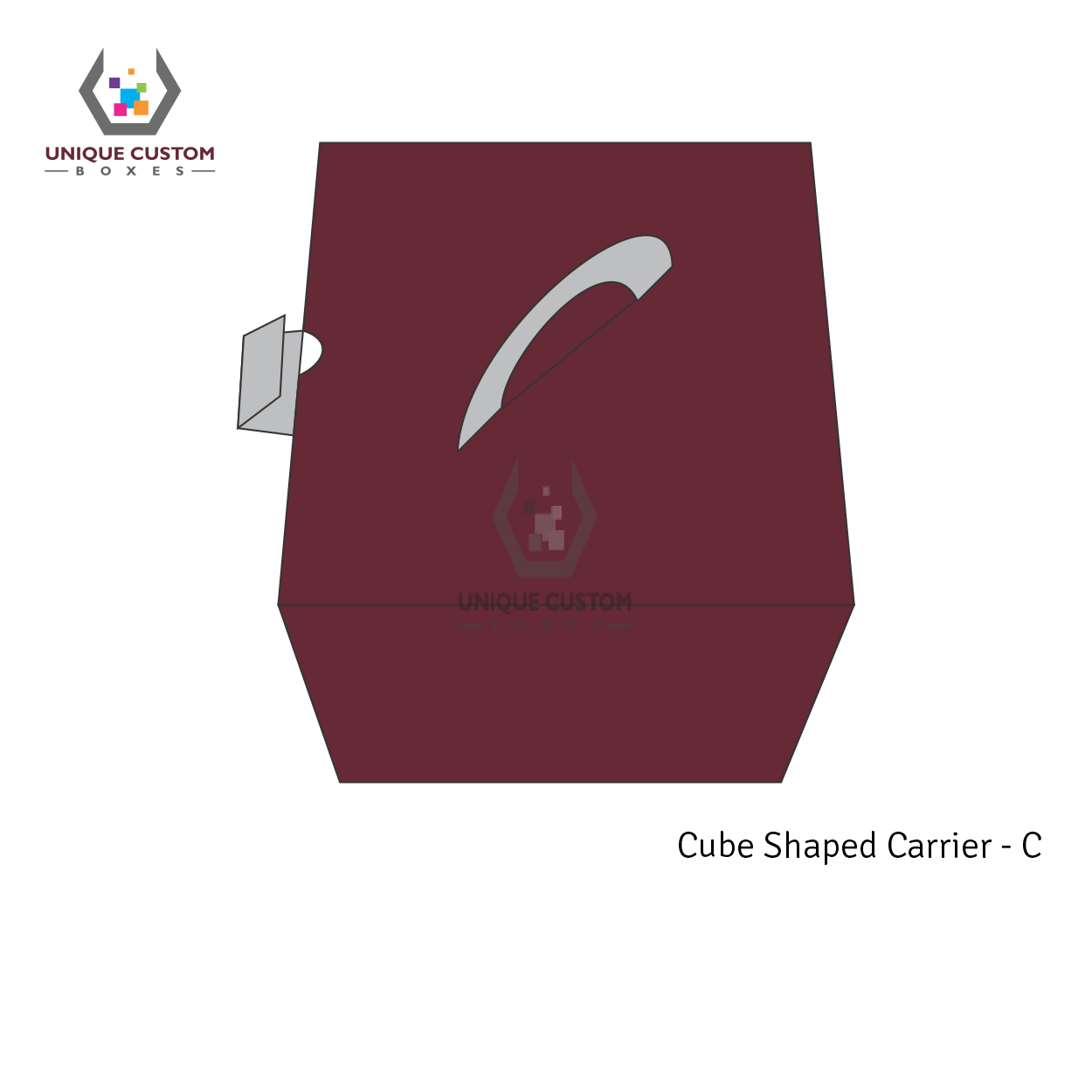 Cube Shaped Carrier-3