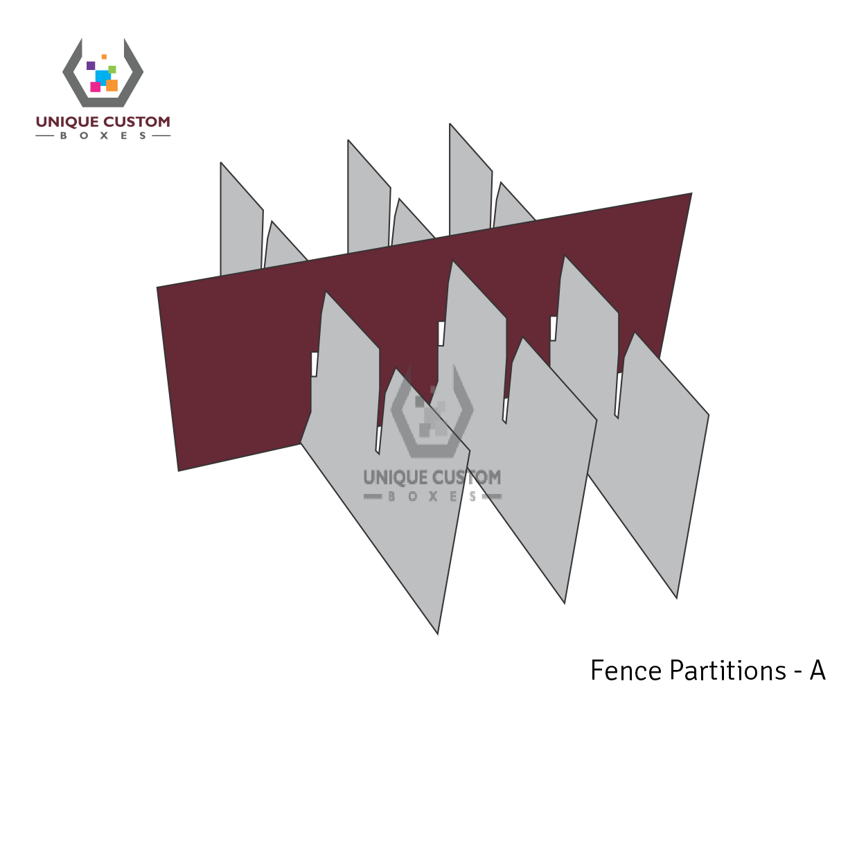 Fence Partitions-1