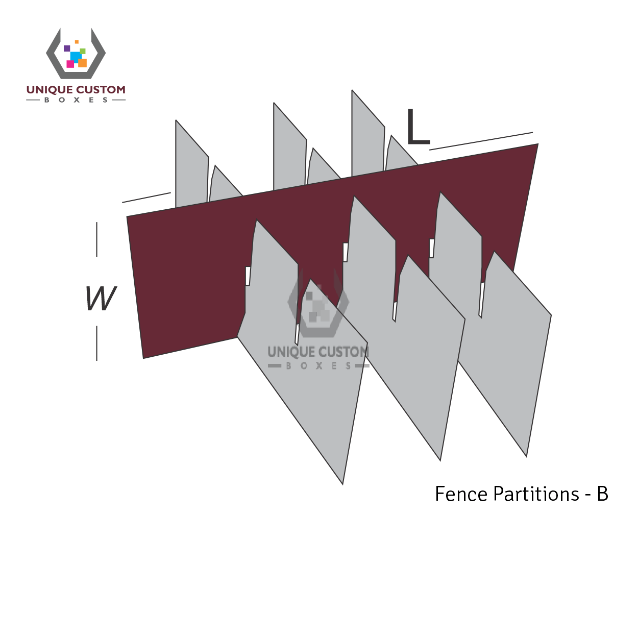 Fence Partitions-2