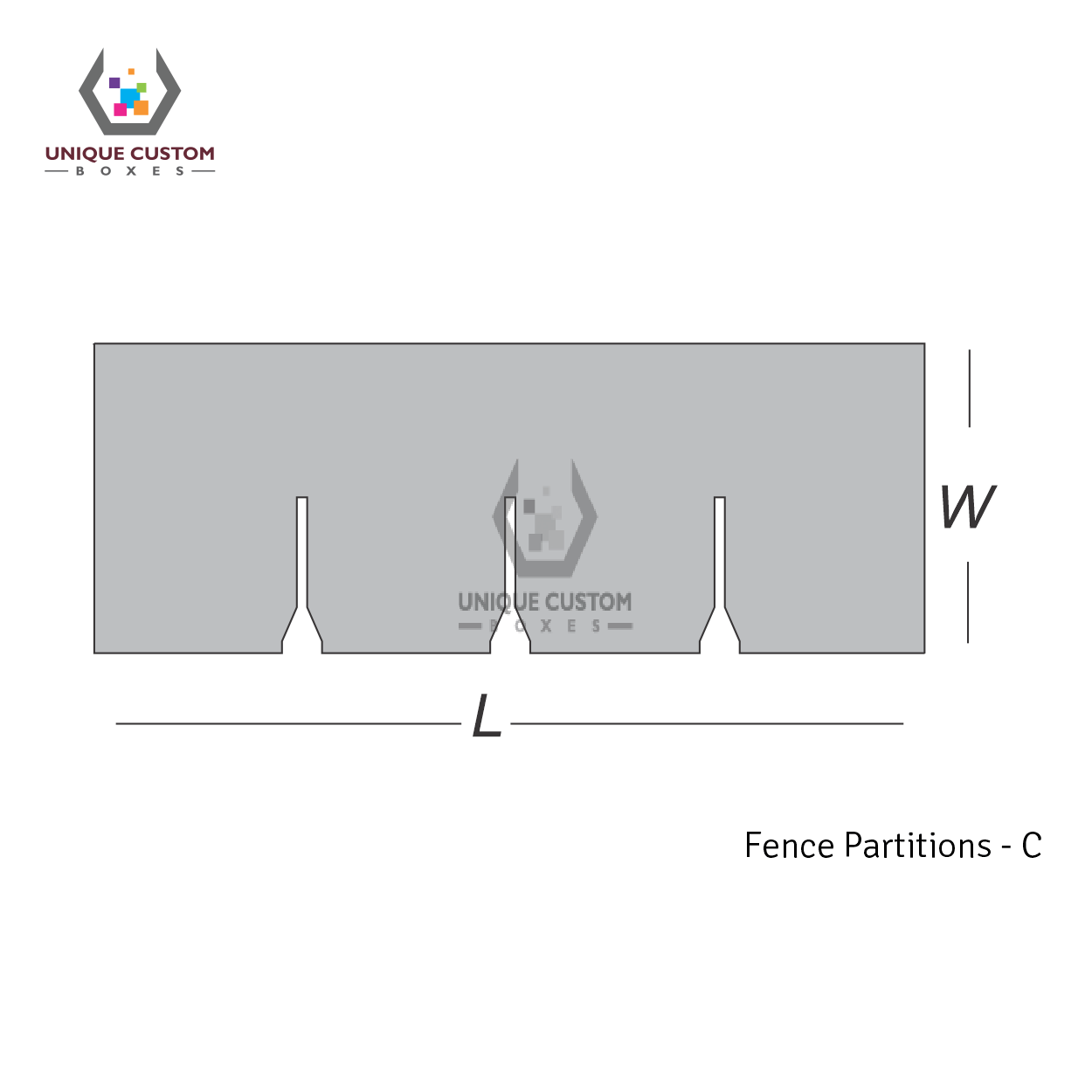 Fence Partitions-3