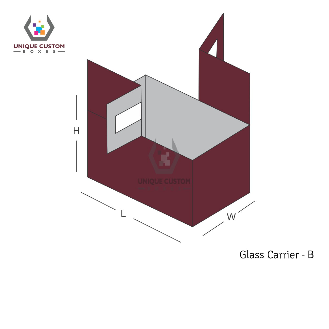 Glass Carrier-2