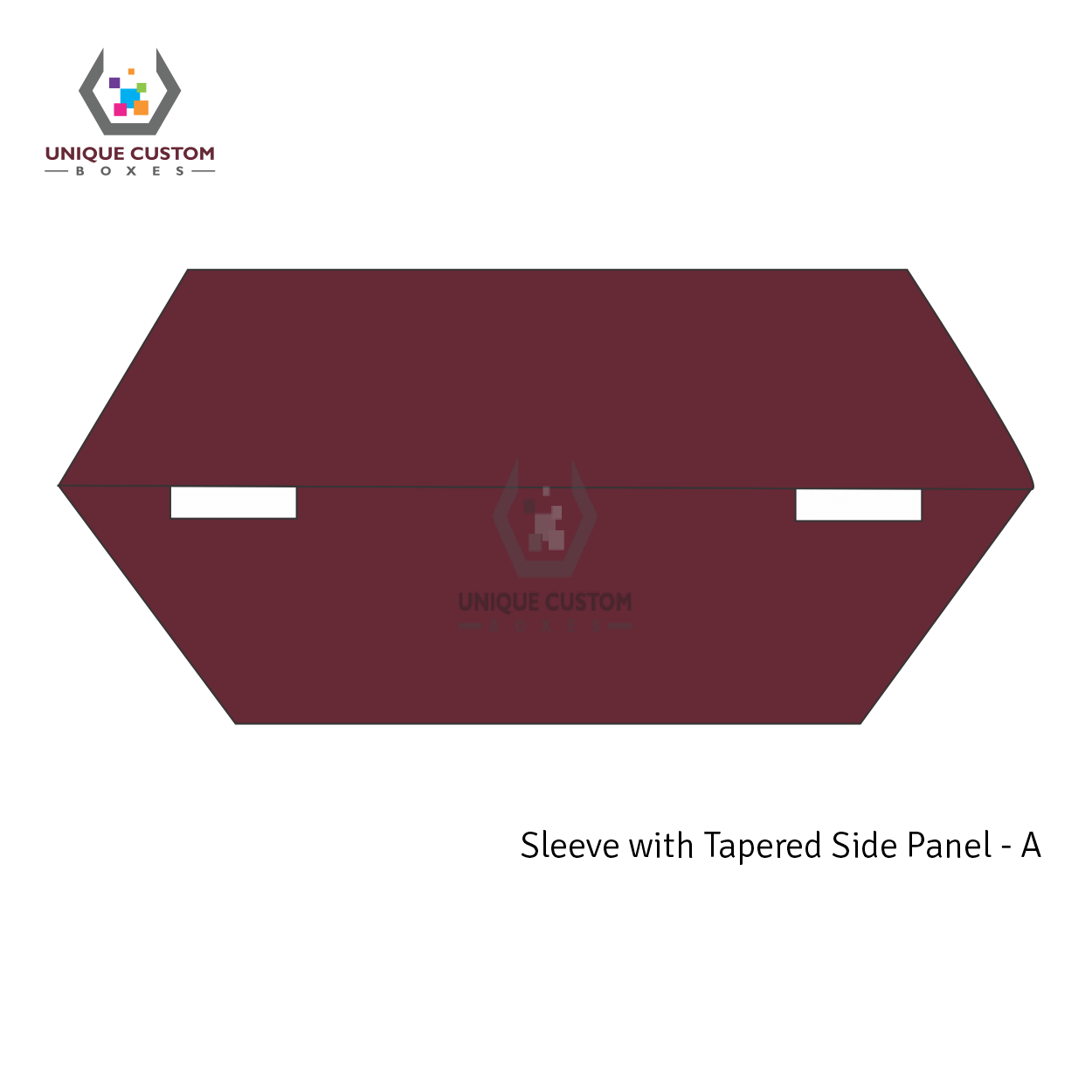 Sleeve With Tapered Side Panel-1