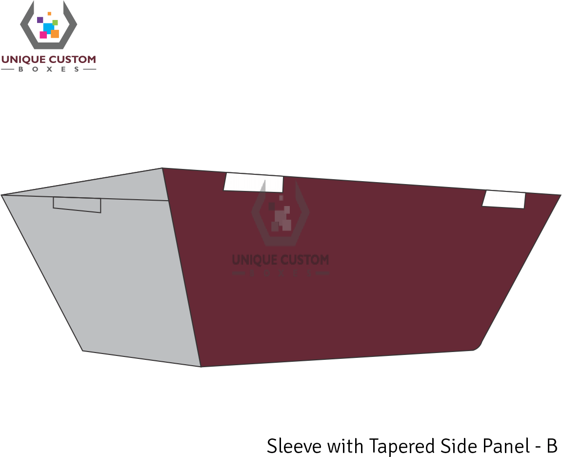Sleeve With Tapered Side Panel-2