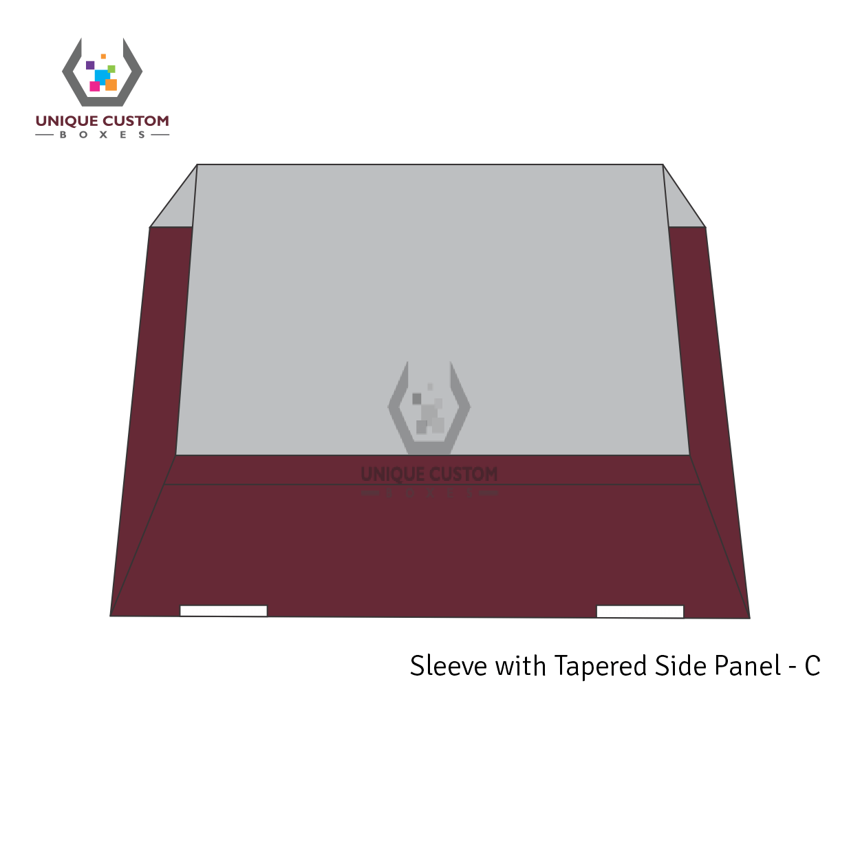 Sleeve With Tapered Side Panel-3