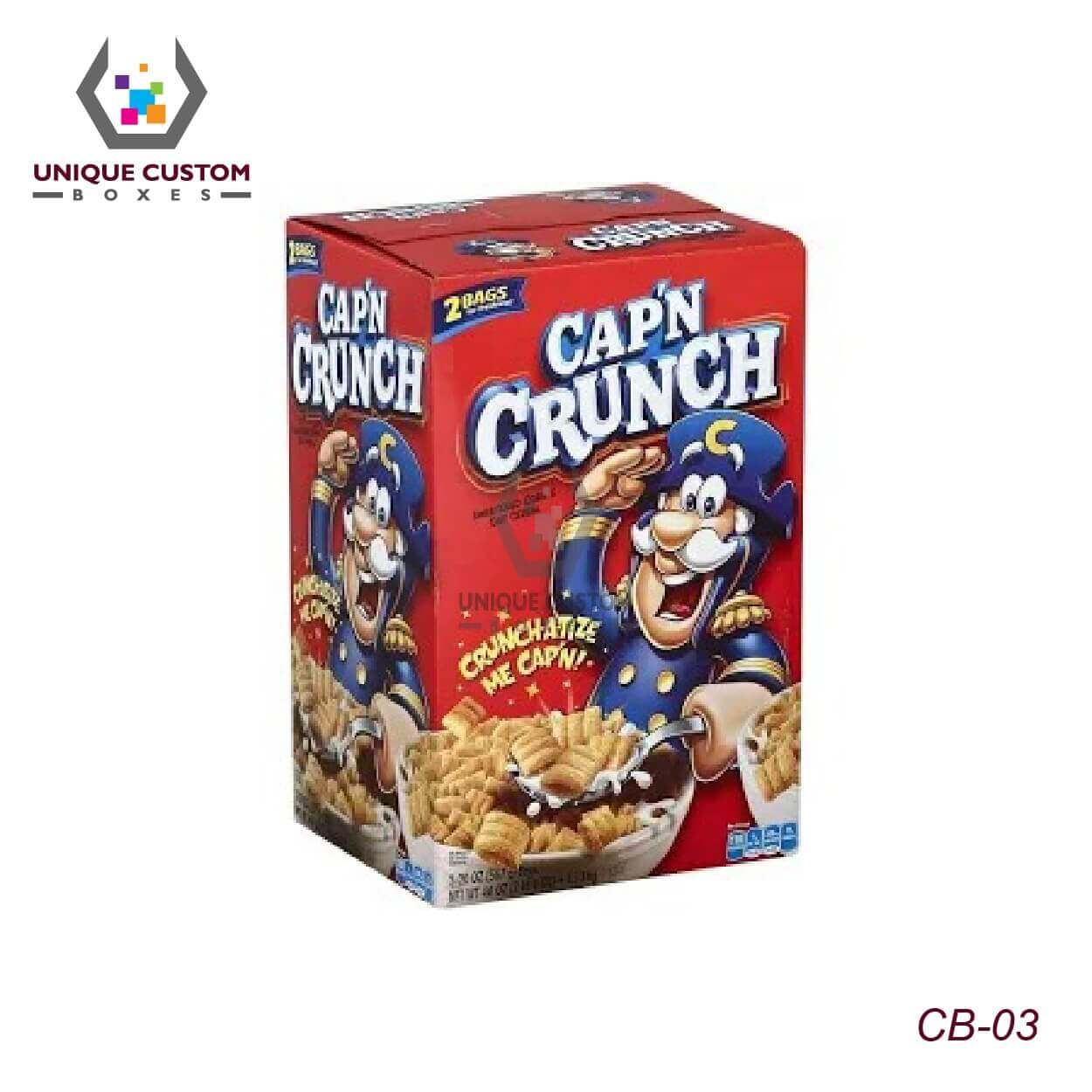 Cereal Boxes-2