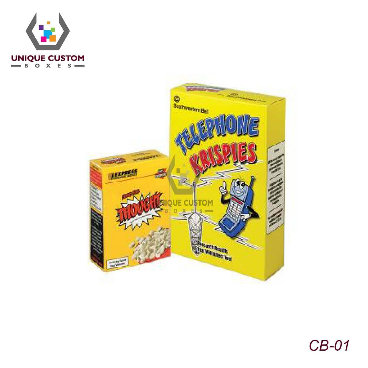 Cereal Boxes-1