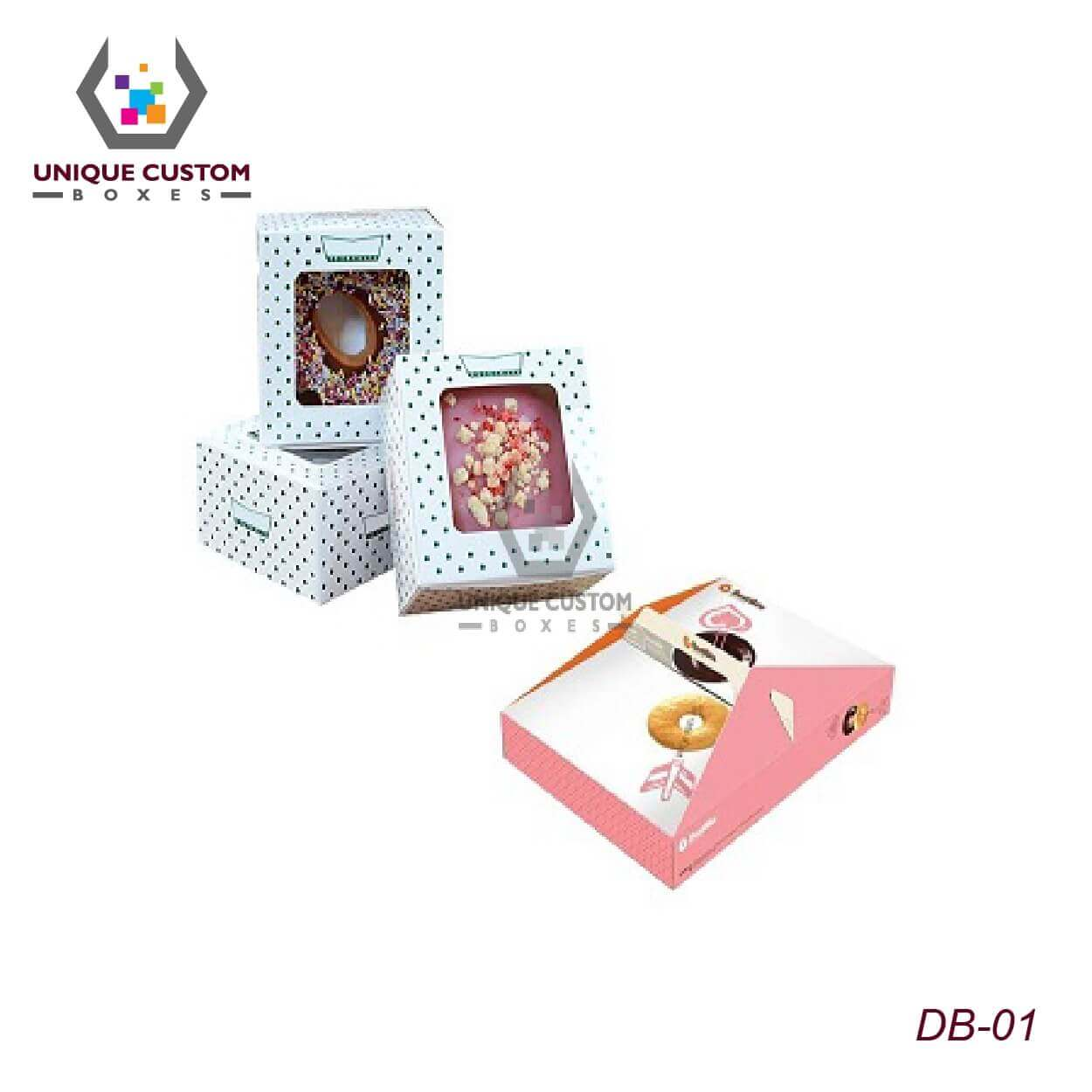 Donuts Boxes-1