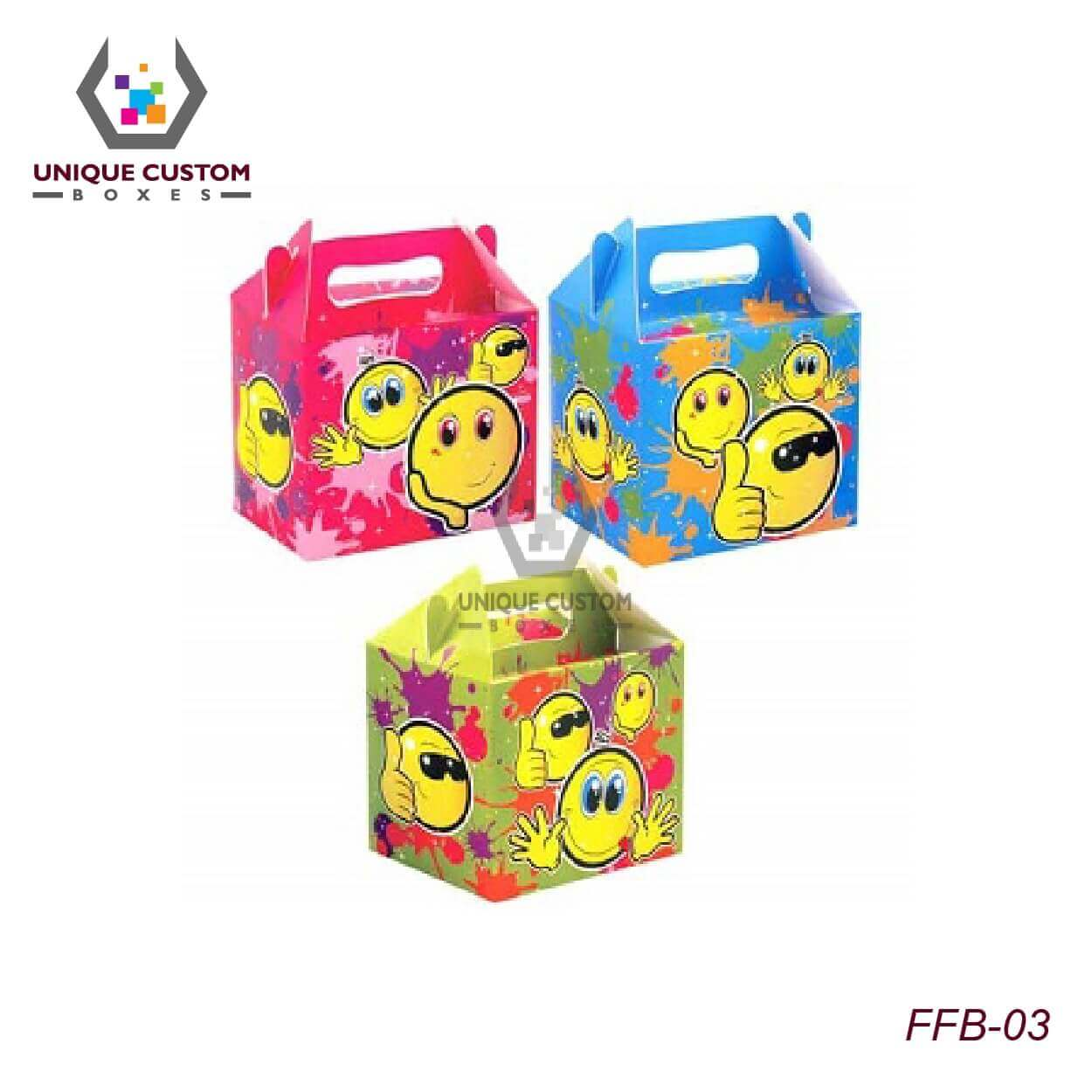 Happy Meal Boxes-3