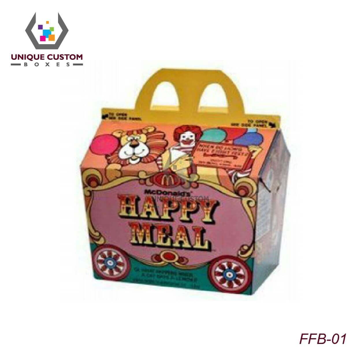 Happy Meal Boxes-2
