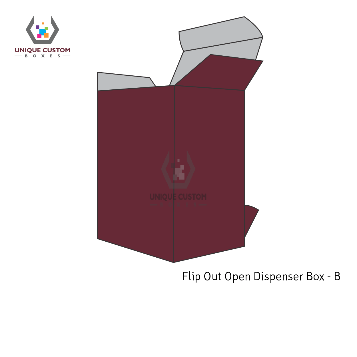 Flip Out Open Dispenser Boxes-1
