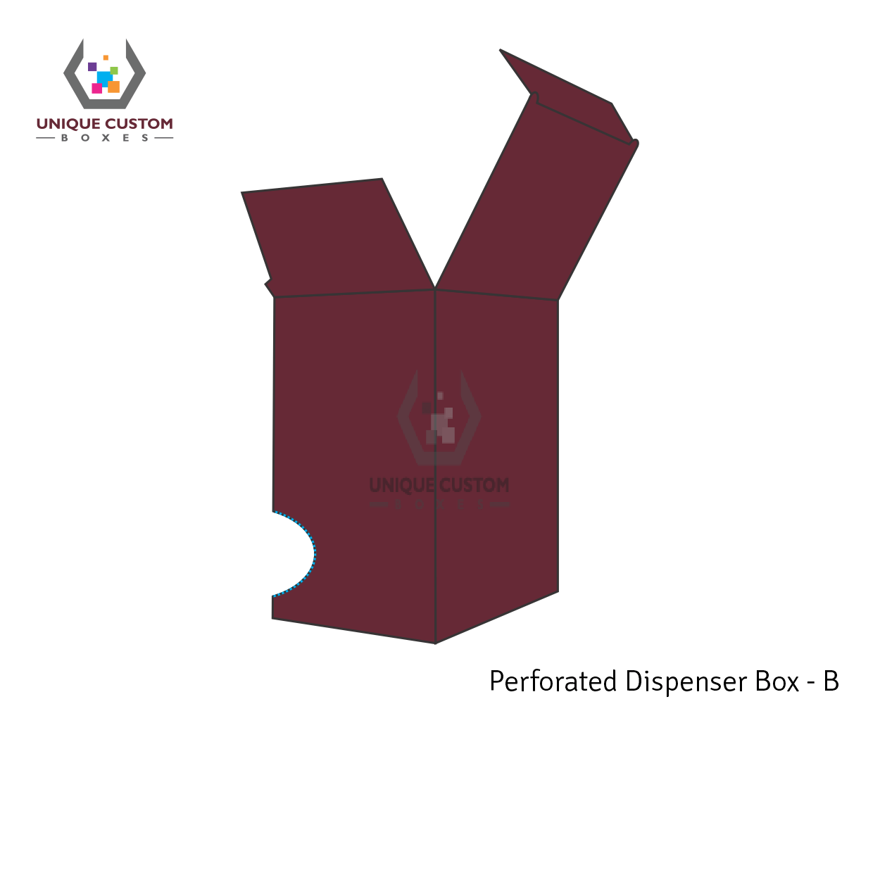 Perforated Dispenser Boxes-1