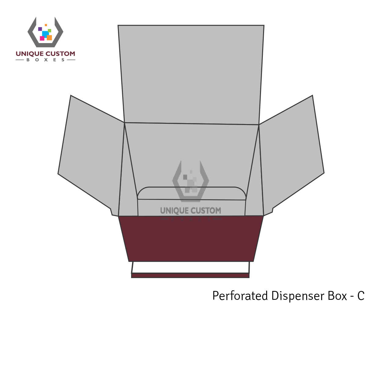 Perforated Dispenser Boxes-2