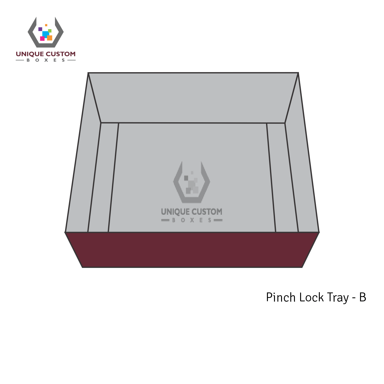 Pinch Lock Tray-1