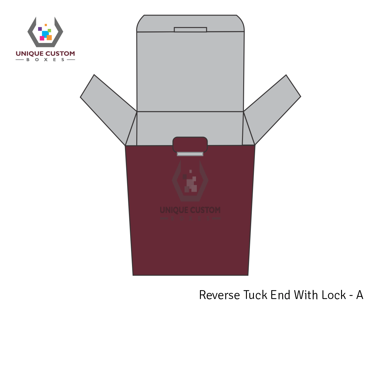Reverse Tuck End With Lock-4