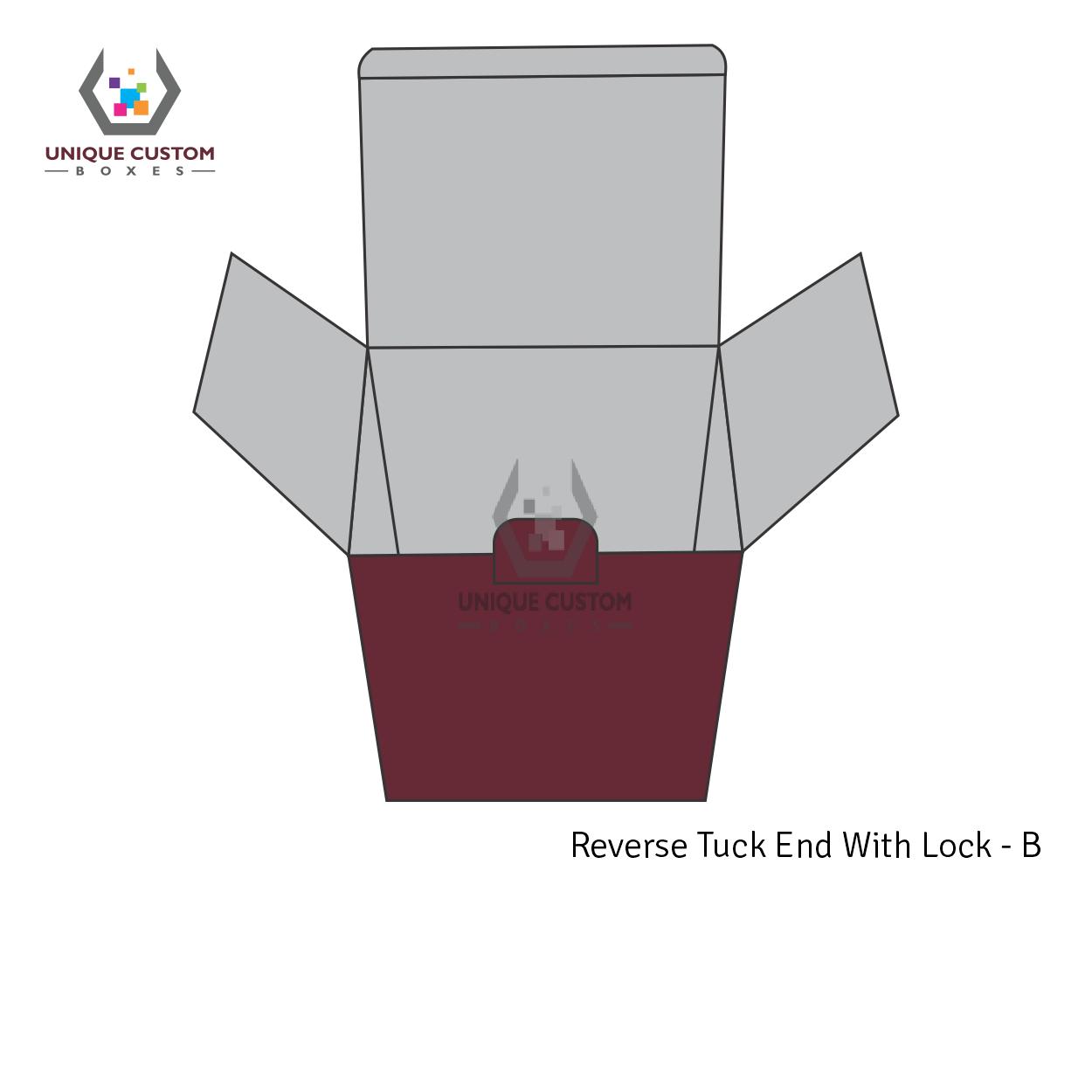 Reverse Tuck End With Lock-1