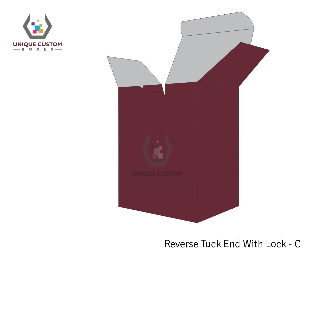Reverse Tuck End With Lock-2