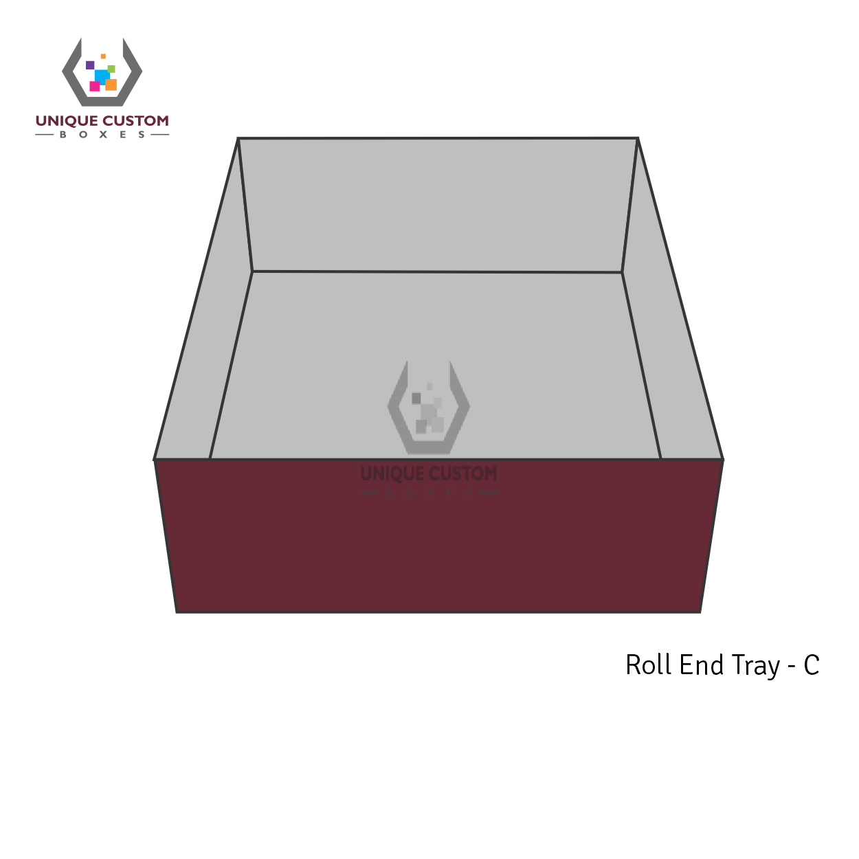 Roll End Tray-2