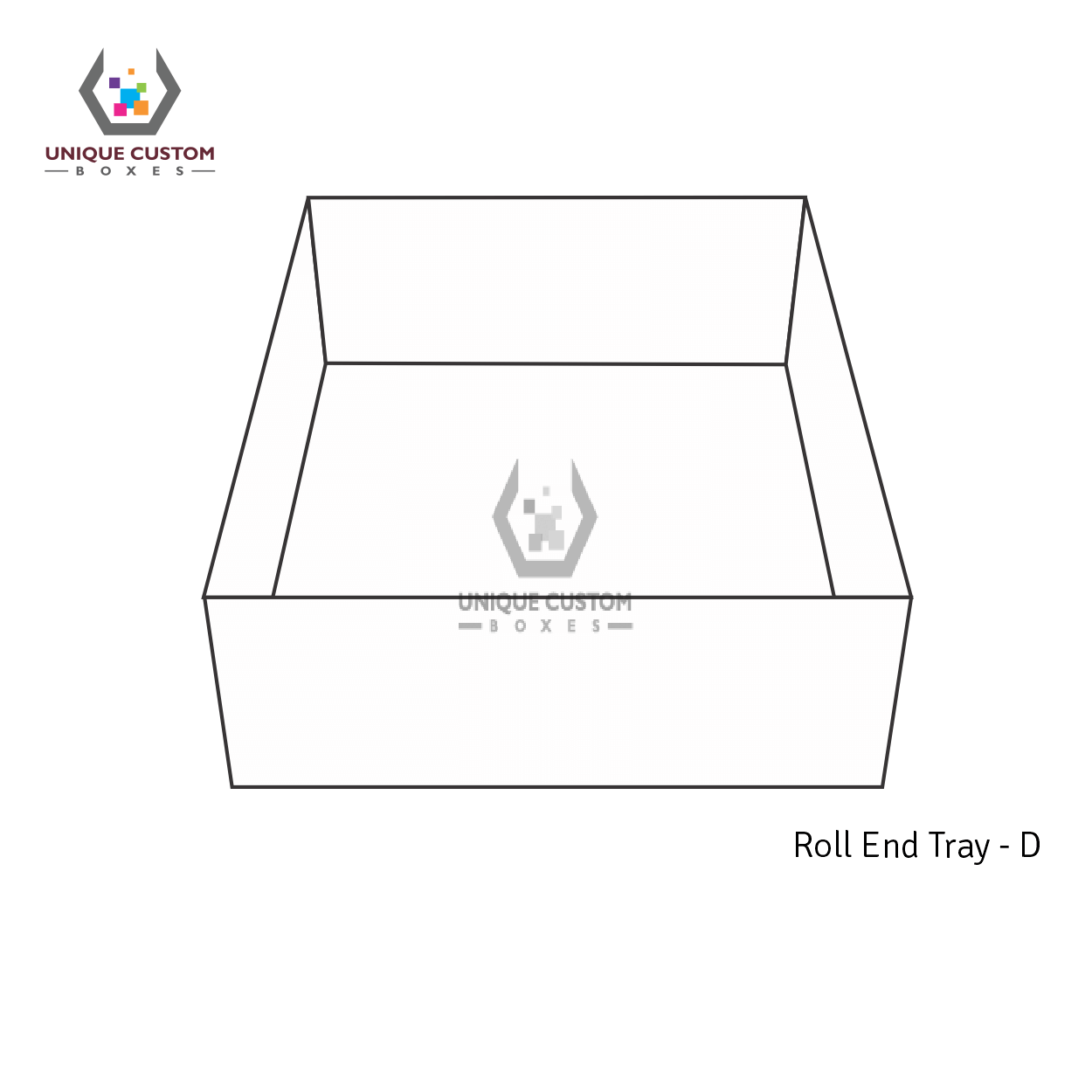 Roll End Tray-3