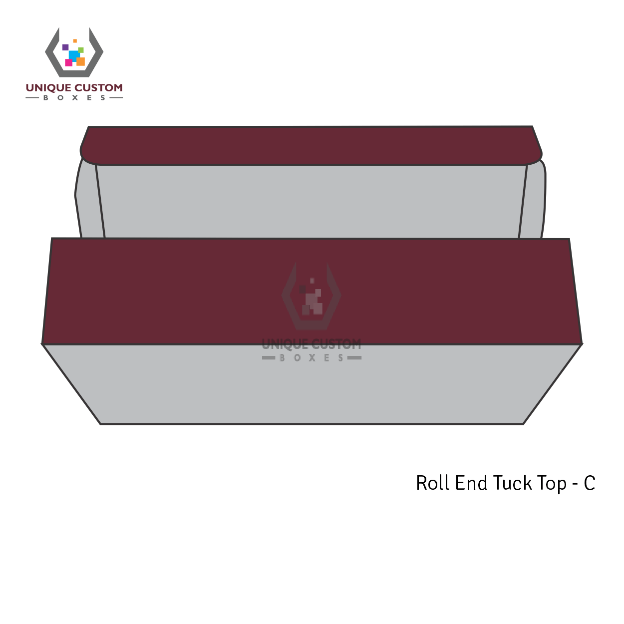 Roll End Tuck Top-2