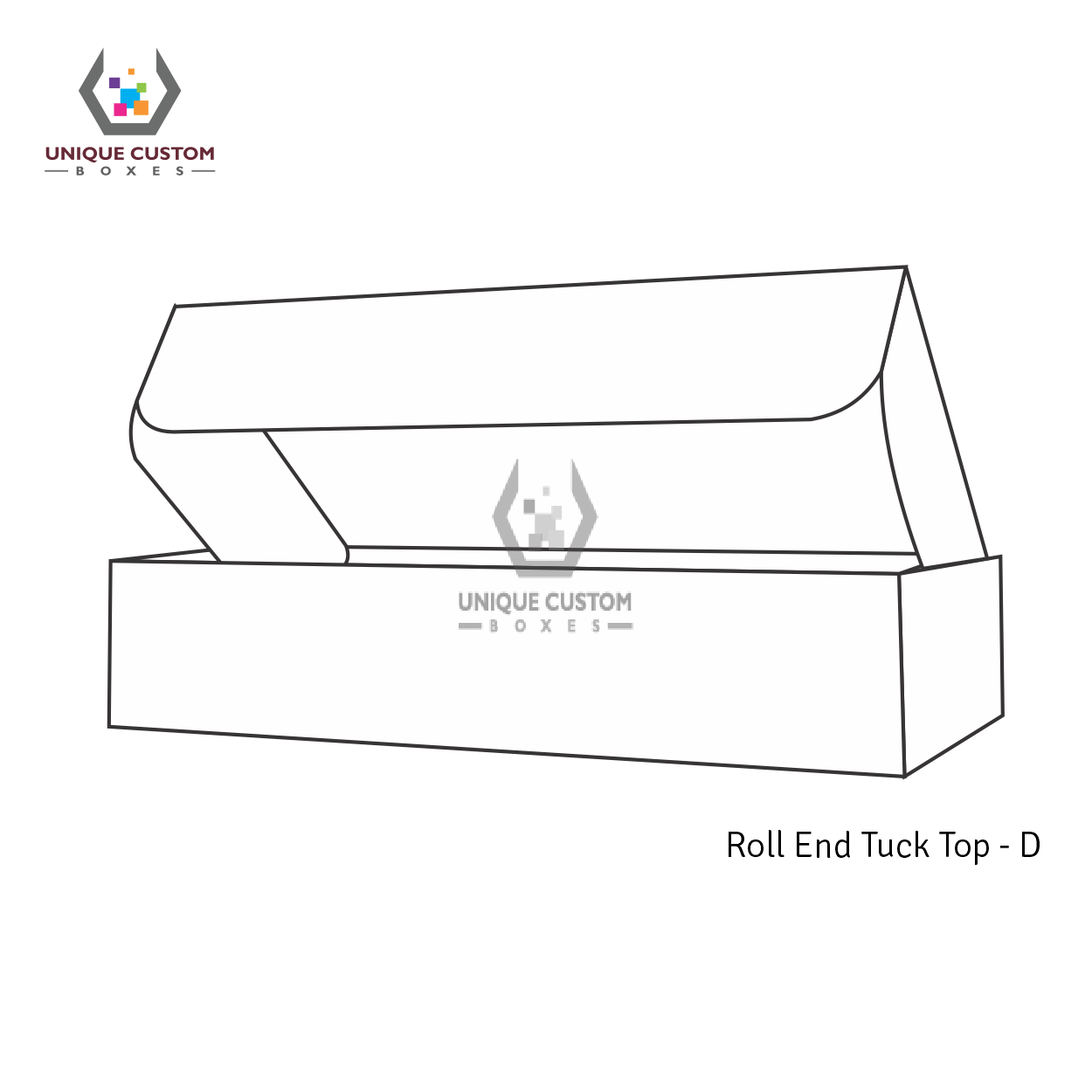 Roll End Tuck Top-3