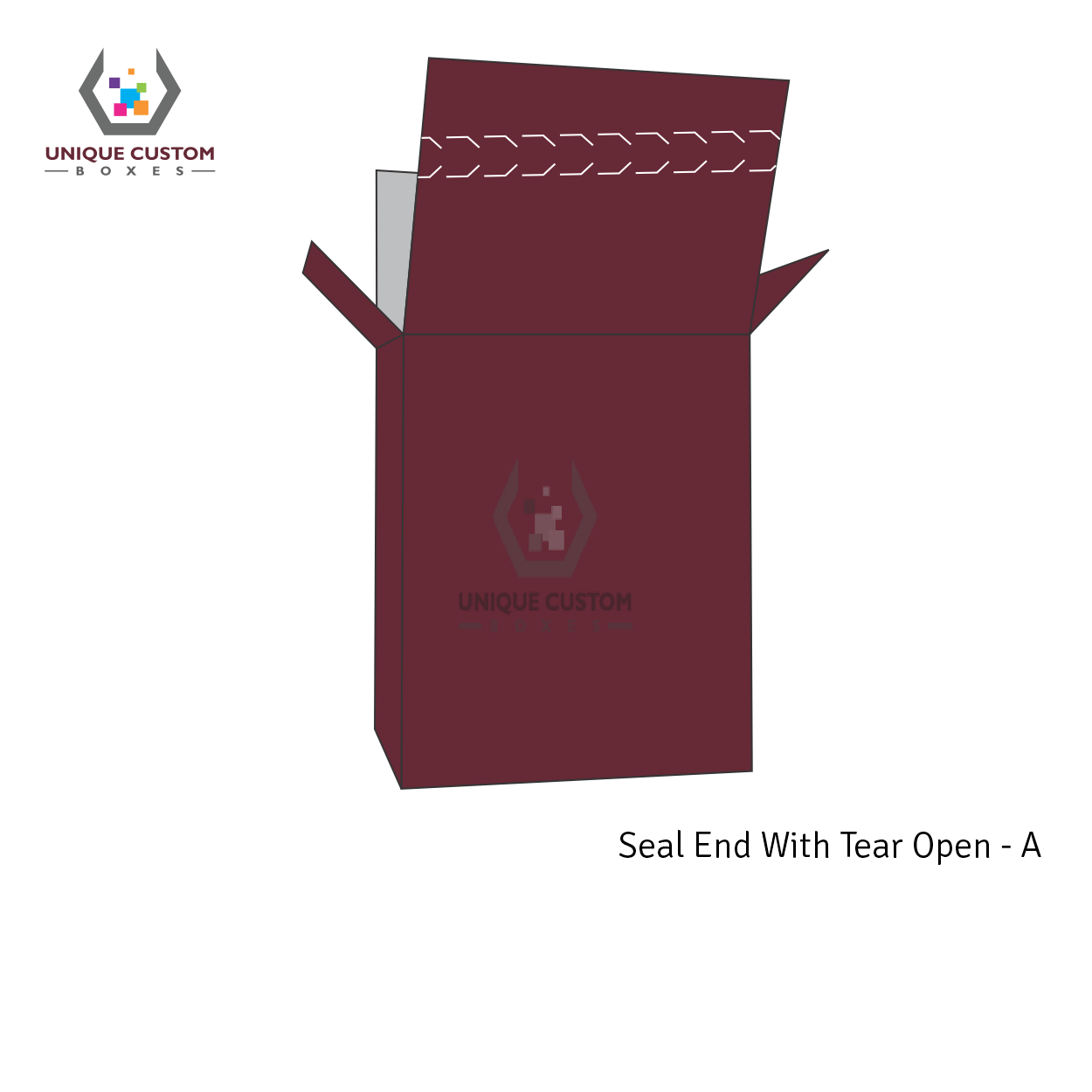 Seal End With Tear Open-4