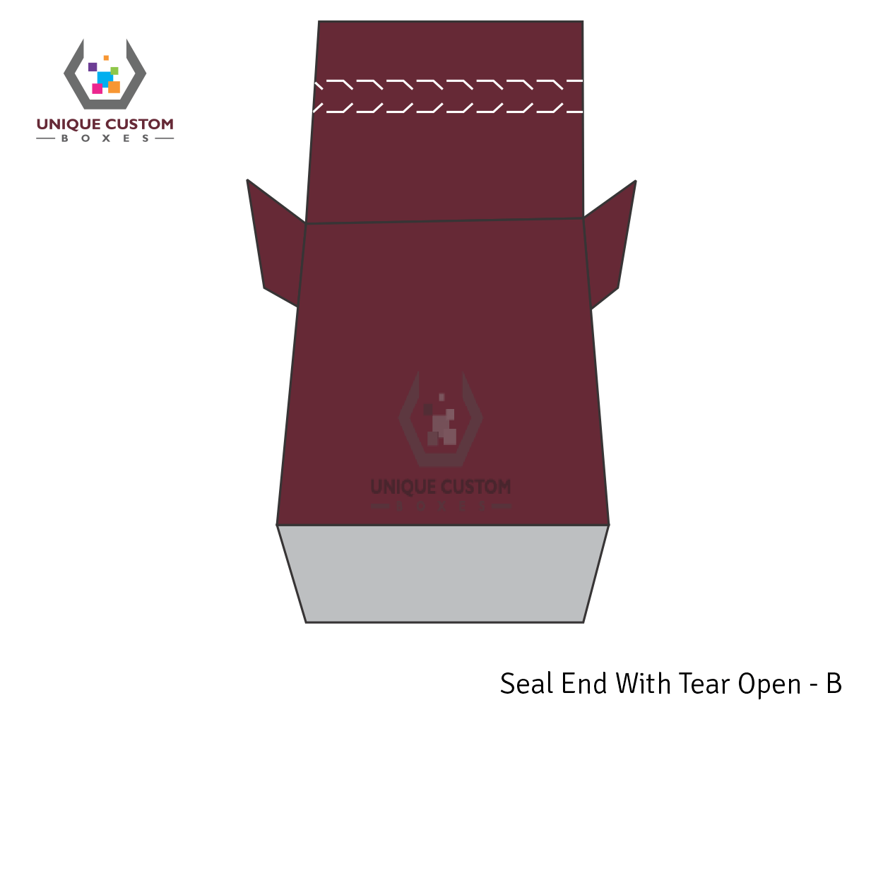 Seal End With Tear Open-1