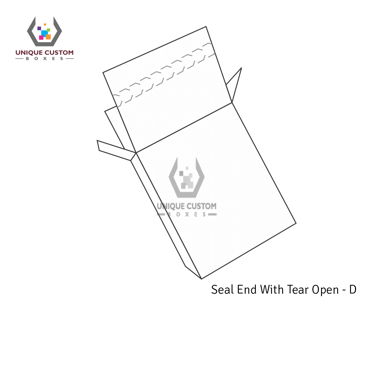 Seal End With Tear Open-2