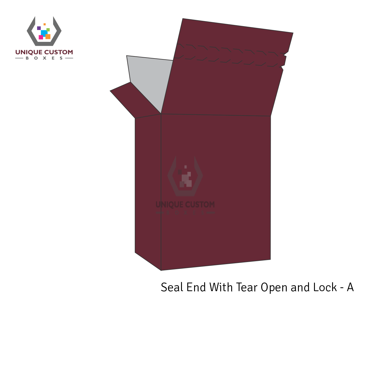 Seal End With Tear Open and Lock-4