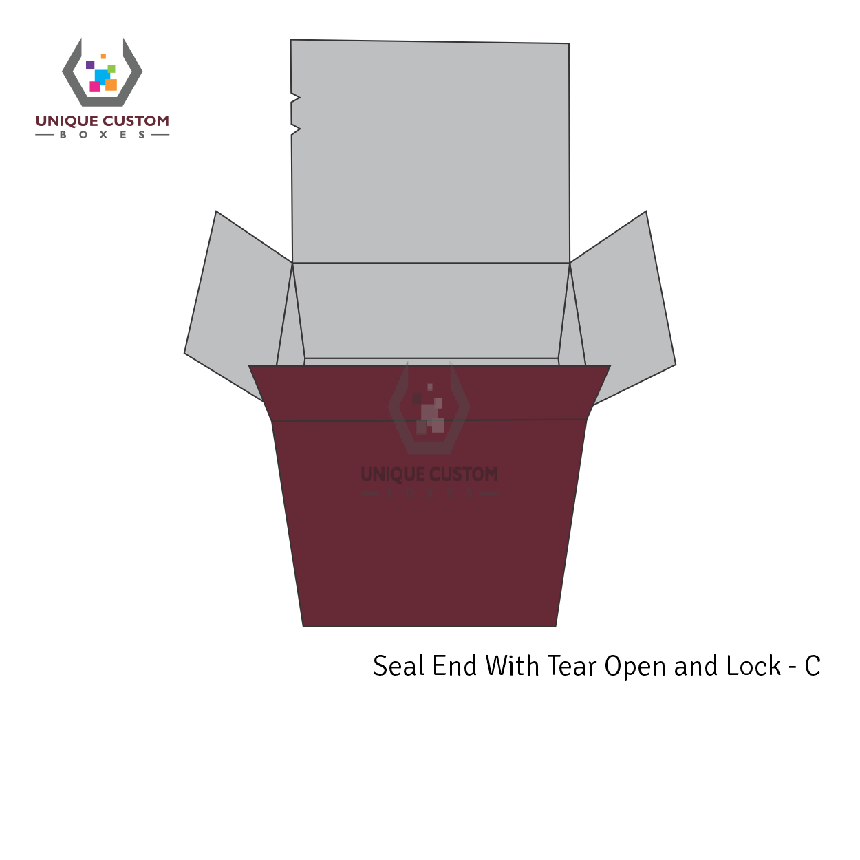 Seal End With Tear Open and Lock-2