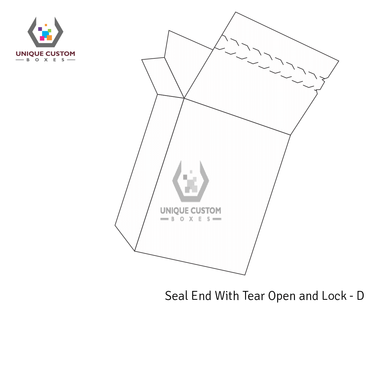 Seal End With Tear Open and Lock-3